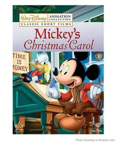 Disney Animation Collection Mickey's Christmas Carol - Celebrate the holidays with MICKEY'S CHRISTMAS CAROL, a beloved classic short film that is now part of the Disney Animation Collection! Mickey Mouse, Donald Duck and many more of your favorite Best Holiday Movies, Kids Christmas Movies, Xmas Movies, Mickey Christmas, Christmas Shows, Christmas Cartoons, Kid Movies, Christmas Carol, Christmas Fun