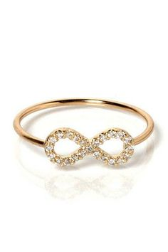 18 little gold rings that are pretty much perfection!