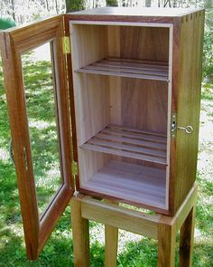 build a humidor from scratch