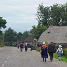 Kerkgang Rouveen