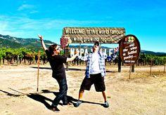 Napa Valley / California - Fabio & Renata