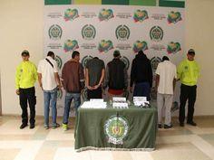 12 personas fueron capturadas por el delito de tráfico fabricación o porte de estupefacientes.