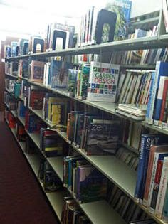 Staff at the Urbana Free Library did the job of weeding the shelves of old books a little too enthusiastically, and patrons have noticed. Free Library, Weeding, Things To Do, Bookcase, Chicago, Politics, Shelves, Things To Make, Grass