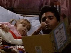 Undeniable Proof That Uncle Jesse And Michelle Are The Cutest Ever Jesse From Full House, Full House Michelle, Full House Tv Show, Full House Memes, Full House Quotes, Cartoon Network Adventure Time, Adventure Time Anime, Oncle Jesse, Tio Jesse