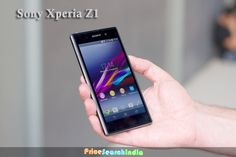Hi friends, Sony has announced Xperia Z1 smartphone with 5 inch Triluminos display at the IFA in Berlin
