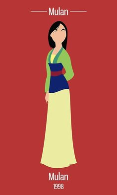Mulan Illustration