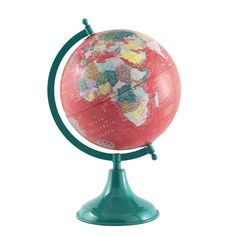 Globe Pinkplanet