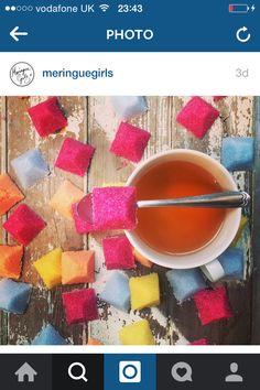 Sugar cubes!!!