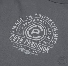 Crye Precision Made In Brooklyn Tee   Popular Airsoft
