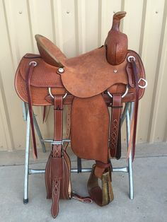 Corriente Ranch Association Saddle SB314