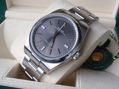 Rolex Oyster Perpetual 114300 Toying with the idea of saving for one of these for a big birthday...