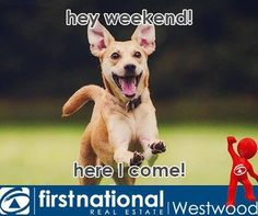 Have a great weekend! The #FNREWestwood team #realestate http://ift.tt/2b7oXow