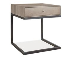 Hudson C-Table/Nightstand - Nightstands - Bedroom - Room & Board