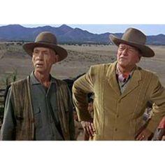 Hank Worden and John Wayne in ''McClintock''    John Ford Stock Company-Hank Worden-8 films