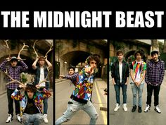 The midnight beast. The Midnight Beast, 3 Boys, Youtubers, Music Concerts, My Love, Funny, Raves, Peeps, Middle