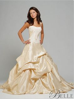 Love Disney Wedding Dresses!