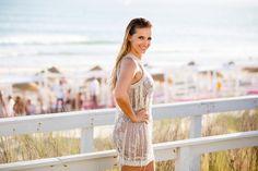 Cristina Ferreira   Look   LR   Summer Party   Beach   Micaela Oliveira   YSL