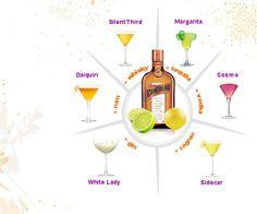Cointreau - Classic Cocktails