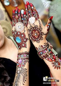 18 Best Mehdi Designs of All Time