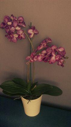 Handmade Orchid