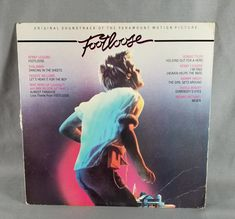 Vinyl ~ Foot Loose ~ Album ~ Kevin Bacon ~ Original Soundtrack ~ LP ~ Music ~ 1984 ~ Paramount Motion Pictures ~ Record ~ My Nostalgic Life by MyNostalgicLife on Etsy