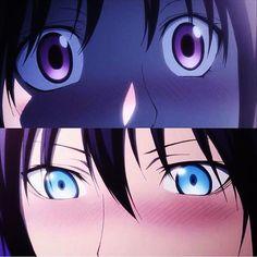 This moment omg Yato x Hiyori is up there on the top ships haha And the OVA made…Escanor Anime Noragami, Yukine Noragami, Anime Manga, Otaku, Yatori, The Darkness, Kaichou Wa Maid Sama, Romance, Manga Illustration