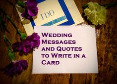 wedding wishes what to write in a wedding card. need help with what to write in a wedding card get your pen rolling with these wedding wishes and message ideas from hallmark card writers . Best Wedding Quotes, Wedding Card Quotes, Wedding Verses, Wedding Wishes, Card Wedding, Wedding Things, Wedding Card Messages, Wedding Card Wordings, Wishes Messages