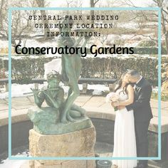 Conservatory Gardens Central Park Information