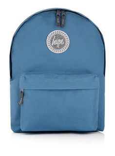 db9a07fd19ee Hype Grey Backpack  Grey Backpacks