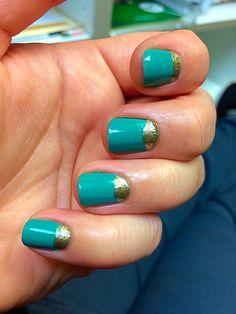 Nail inspiration by theshelbz. #Sephora #nails #sephoranailspotting