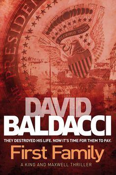 FIRST FAMILY DAVID BALDACCI #BOOK #PAN