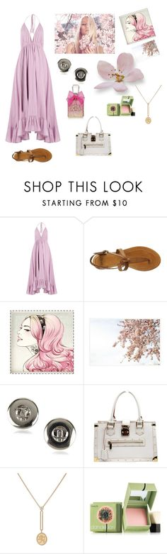 """""""Cotton candy"""" by radicaledward1980 ❤ liked on Polyvore featuring Loup Charmant, Frye, Pottery Barn, Chanel, Louis Vuitton, Retrouvai, Benefit and Juicy Couture"""
