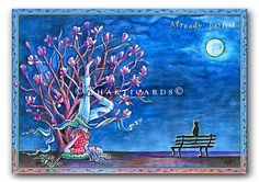 Already Perfect Shakticard, x cm. The images, which speak in a gentle yet powerful language, are playful and rich in loving detail. Postcard Size, India, Yoga, Painting, Impressionism, Cards, Pattern, Quotes, Painting Art