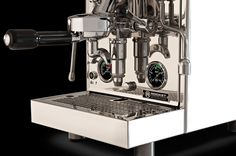 Sold and serviced by EXTRACT Coffee Goods, the south east's premier Rocket dealer.