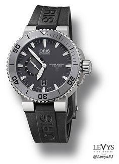 01 743 7664 7253-07 4 26 34TEB - Oris Aquis Titan Small Second, Date #oris #oriswatch #orisdiving #divewatch #diverwatch #diverswatch
