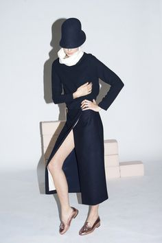 Jasmin Shokrian Fall 2014 Ready-to-Wear Collection Slideshow on Style.com