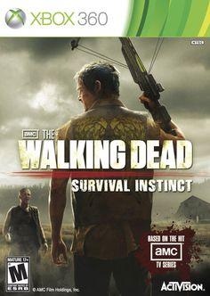 Xbox 360 - The Walking Dead: Survival Instinct