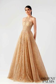 a7b8ad25c41 Fadwa Baalbaki Spring-summer 2018 - Couture. Women s Runway FashionCute  DressesProm ...