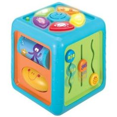 Winfun Side To Side discovery Cube (Toy)