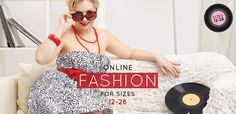 Attractive plus size dresss Plus Size Clothing Uk, Plus Size Dresses, Plus Size Outfits, Plus Size Fashion, Uk Fashion, Fashion Online, Curvy Dress, Curvy Outfits, Outfit Posts