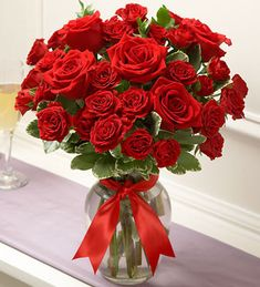 Order flowers online from your florist in Mesa, AZ. Fresh Bloomers Flowers & Gifts, Inc, offers fresh flowers and hand delivery right to your door in Mesa. Red Rose Arrangements, Rosen Arrangements, Red Flowers, Pretty Flowers, Red Roses, Bouquets, Send Flowers Online, Traditional Roses, Valentines Flowers
