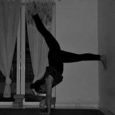 Me, trying to do my best. At Yoga. At Life. ☺