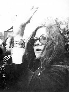JANIS JOPLIN  (1967)-   BLUES/ ROCK AND ROLL