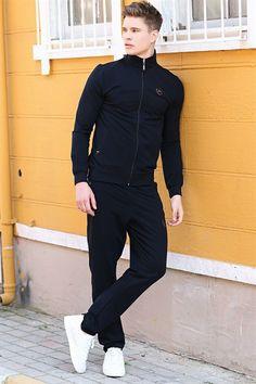 28 Best neli images | Fashion, Tracksuit, Track suit men