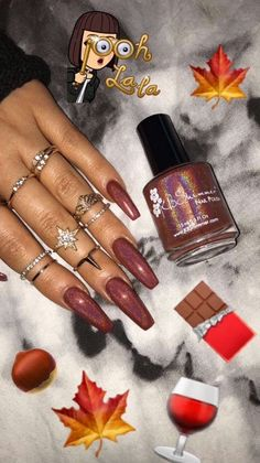 Gorgeous Nail Designs For Special Events Sexy Nails, Dope Nails, Nails On Fleek, Gorgeous Nails, Pretty Nails, Nails 2018, Dream Nails, Finger, Acrylic Nails