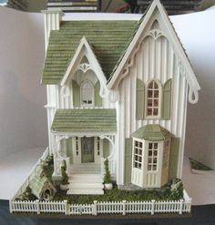 Dollhouse ViertelSkala 1/48. Pickett Hill von Insomesmallwayminis