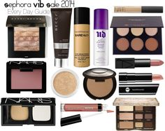 Sephora VIB Sale Guide: My Every Day Products and Recommendations + 20% off code! #sephora #VIB