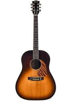 Gibson Gibson J45 1955 Black Felt, Body Shapes, Acoustic, Black Fedora, Body Forms