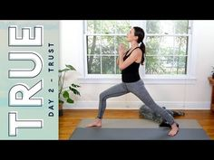 Try Yoga with Adriene's 30 days of FREE YOGA flows, with everything from yin to vinyasa and guided videos for you to enjoy from the comfort of your own home. Beginner Yoga, Yoga For Beginners, Yoga Sequences, Yoga Poses, Formation Yoga, Hip Opening Yoga, Free Yoga Videos, Youtube Workout, Yoga Youtube