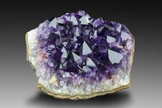 Healing crystals have become a household object for many people, but do you know what each one's special power is? Truly, each stone holds unique mineral Crystals And Gemstones, Stones And Crystals, Mary Stone, Doreen Virtue, Natural Crystals, Gems And Minerals, Feng Shui, Crystal Healing, Amethyst